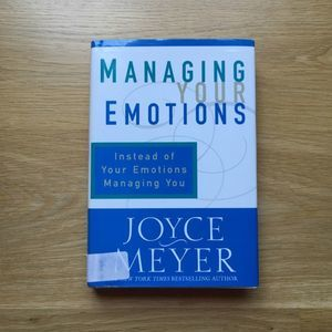 Managing Your Emotions Joyce Meyer